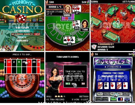 Casino games nokia c3